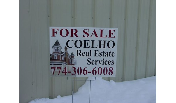 YSW004 - Custom Yard & Sidewalk Signage for Real Estate