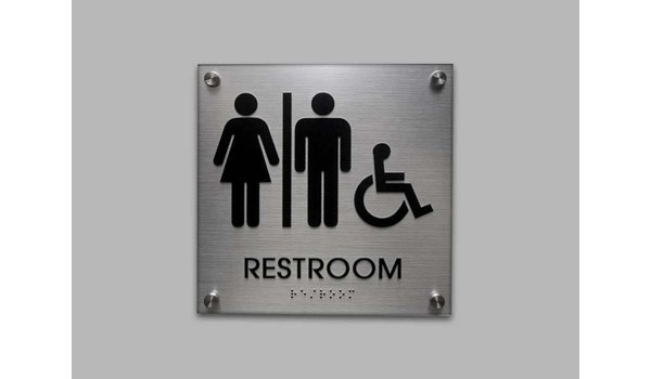 ADA & Disability Signs